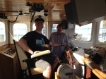 Helicopter Crewman to Skipper