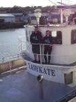Ian & Tori visit the Lady Kate
