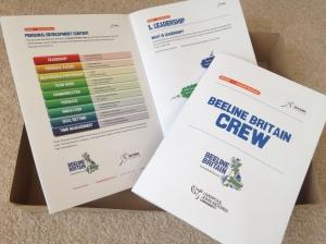 Beeline Britain Crew handbook