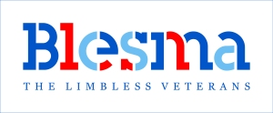 A2 Blesma Logo (large use) 10.8.14 Border